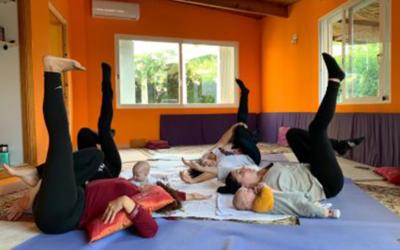 Yoga para acompañar procesos de embarazo y nacimiento